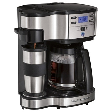 Hamilton Beach, The Scoop one cup coffee maker