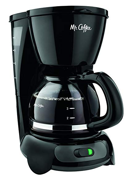 Mr. Coffee 4-Cup Switch Coffeemaker